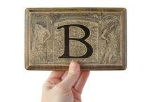B, de Belén