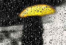 Il pleut / by Pippi Lotta