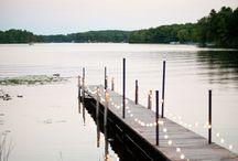 ~ Lake Home ~ / by Ada Bjorklund-Moore