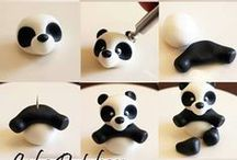 Cake Decorating Tutorials / Tutorials for cake toppers and decorations.