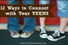 Parenting Your Teenager / We think teenagers are awesome at our house!