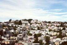 I Left My Heart in San Francisco / A collection of the places I go to find friendly faces in my beloved San Francisco.