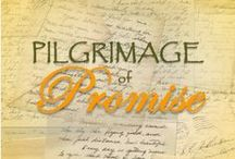 PILGRIMAGE OF PROMISE / Broken promises, enduring love...  A dusty stack of unopened love letters forces Bo and Mona Beth Miller to revisit a part of their past they'd rather leave buried–especially in the face of death. Only as they retrace history will they learn the truth about the shattered promise that threatens to come between them. But can their relationship endure the deception and sabotage they unearth, or will the experience compel them to trust more fully in the promises that never fail?