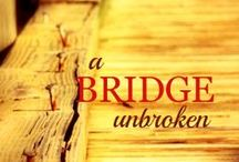 A BRIDGE UNBROKEN / Dakota Kelly wants her painful past to disappear. A plan to start over is derailed when she co-inherits her late grandfather's farm with Chance Johnson, the man responsible for her problematic life. But Chance isn't the only ghost from the past. Someone else is out to get her, and will stop at nothing to get what he wants. Will Chance and Dakota lay aside their grudges to restore the old farmhouse and bridge, or will evil forces sabotage their attempt at forgiveness?