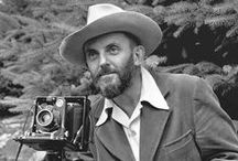 Photography: My 100 Greatest Photographers of All-Time. / This board will showcase some of the greatest photographers of all-time. My top five are: Ansel Adams, Henri Cartier-Bresson, Helmut Newton, Richard Avedon, and Brassai. I will also include 10 great shots from each photographer. / by Mel Cole-Champion