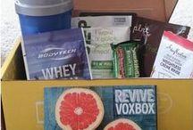 #ReviveVoxBox List / My favorite #ReviveVoxBox products from Influenster #AD