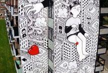 Street Art / Murals etc.