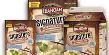 Idahoan VoxBox / Looking fro all things Idahoan with their new #SignatureRussets potatoes then you found it. Here you'll find recipes, products and yummy goodness.