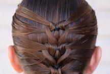 Hair Style  / Es geht um Haare ,da sind ganz einfach Hacks /Tipps wie man selber sich die Haare (eine Frisur) machen kann ,damit man nicht jeden Tag mit der gleiche Frisur ist !