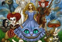 Alice / All things Alice in wonder land