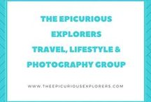 Travel, Lifestyle & Photography Group The Epicurious Explorers / You can share your pins if they're related to travel, lifestyle and photography. . If you're interested in joining please follow us and send an email to karie2005@gmail.com. There is no limit on pinning, but no spam please!