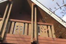 Log house ログハウス
