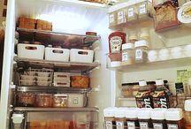 Fridge Storage  冷蔵庫 収納