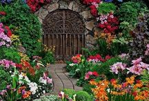 Beyond the Garden Gate / by Bonnie Skubella