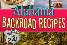 ALABAMA THE BEAUTIFUL / The great state of Alabama is my home!  / by Debbie Howard