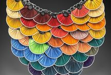 Art jewelry 1 / This board showcases inspiring examples of handmade art jewelry