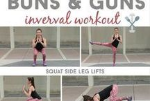 Fitness Inpiration / Workouts found around the web, on my favorite blogs, etc.