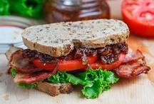 Feed Me - Sandwiches / by Bonnie