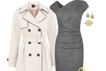 Work Attire for Her / Always look your best at the office with these clothing pieces of accessories.