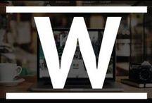 web / by David Byrne