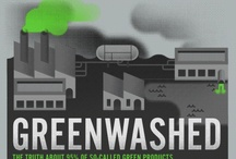Greenwashing:  The Guilty / by Ron & Lisa, The Healthy Home Dream Team
