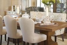 Dining Rooms / by Traci Anderson