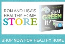 Green & Healthy Books, Cd's + Home Test Kit