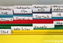 Organize Me / by Bonnie