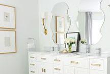 Bathroom ideas / Bathroom decorating and design ideas