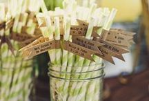 THE etc. / Decoration and DIY ideas for the very special day. Wedding inspiration for DIY brides.