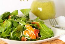 Salads / by Traci Anderson
