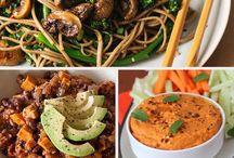 Vegan & Vegetarian Recipes