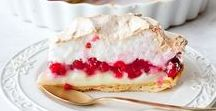 Pies, Cobblers and Tarts - Sweet