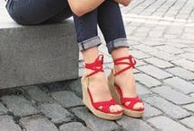 Best Shoes / Summer shoes, style ideas and inspiration.