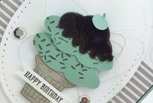 Birthday Cards / by www.pinkblingcrafter.blogspot.com