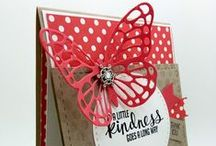 Thank you Cards / by www.pinkblingcrafter.blogspot.com