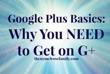 Marketing with Google+ / Google Plus marketing tips and strategy ideas to help business owners and companies establish an online presence, improve customer loyalty, manage their brand, and grow their business.