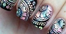 Nails - advanced nail art