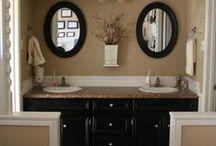 Bathroom Ideas / by Bonnie Skubella