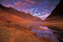Scotland / Fantastic places to visit in Scotland