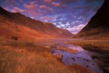 Scotland / Fantastic places to visit in Scotland