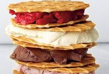 Whoopies, cookie sandwiches and ice-cream sandwiches