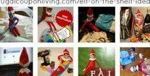 Elf on the Shelf Ideas / Ideas for Elf on the Shelf Fun!