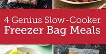 Delicious Slow Cooker Recipes / A working mom's best friend... the slow cooker! Here are some delicious slow cooker recipes for all times of the day!
