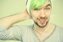 Jacksepticeye  / Heyyy here are pictures of Jack