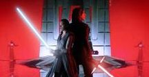 Kylo and Rey / New heroes of Star Wars
