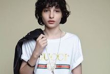 Finn Wolfhard (Mike Wheeler) / This is Will's friend.