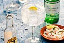 Gin & Tonic's / Hier vind je alle klassieke en creatieve Gin & Tonic recepten van Gall & Gall!