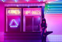 Neon & Lights