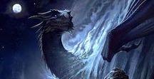 dragons // beautiful